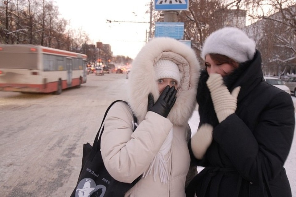 МЧС предупредил кузбассовцев об аномально холодной погоде
