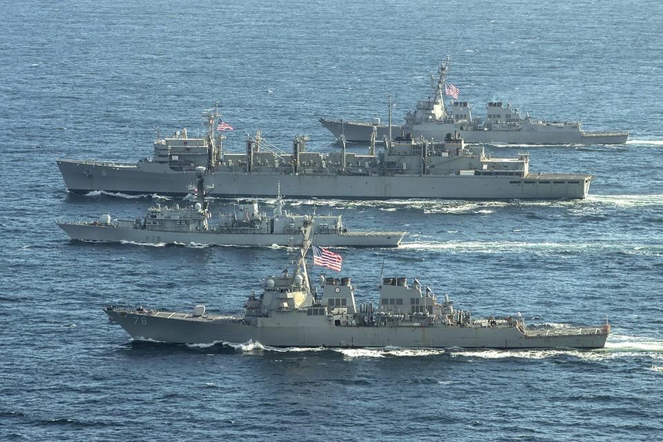 ВМС США будет осуществлять регулярные патрулирования рядом с российскими берегами в Арктике, чтобы «помешать наступлению Москвы на Крайнем Севере».