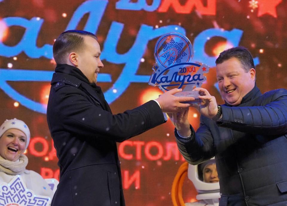 Нижний Новгород получил титул «Новогодней столицы России – 2022». ФОТО: Сергей Лялякин