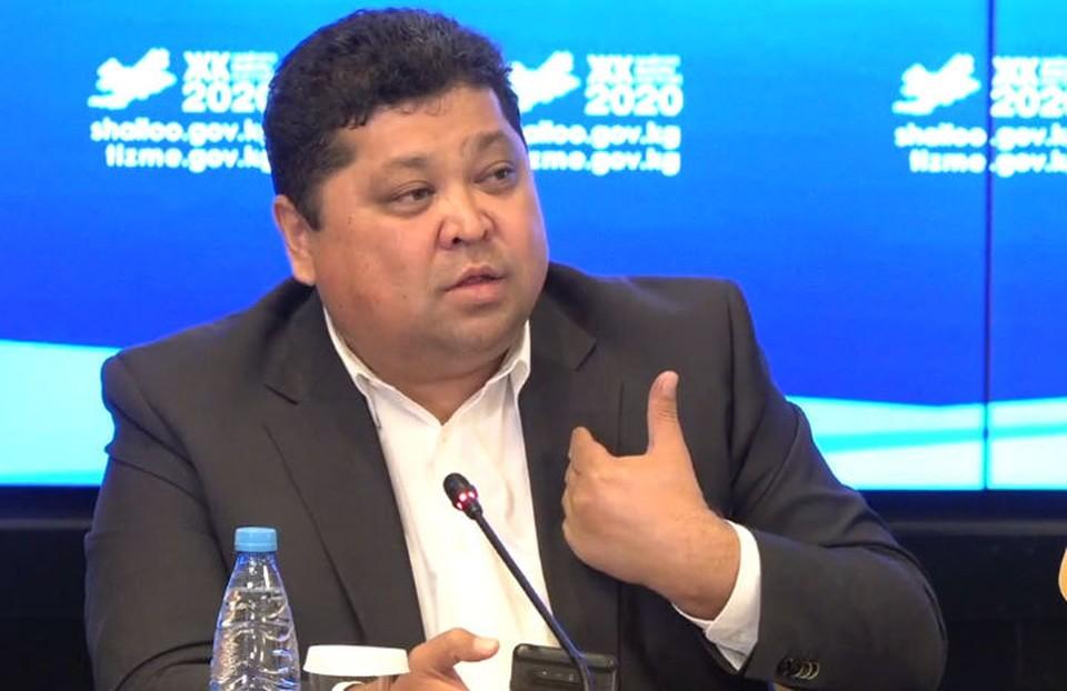 Тынчтык Шайназаров рассказал, с чем были связаны жалобы.