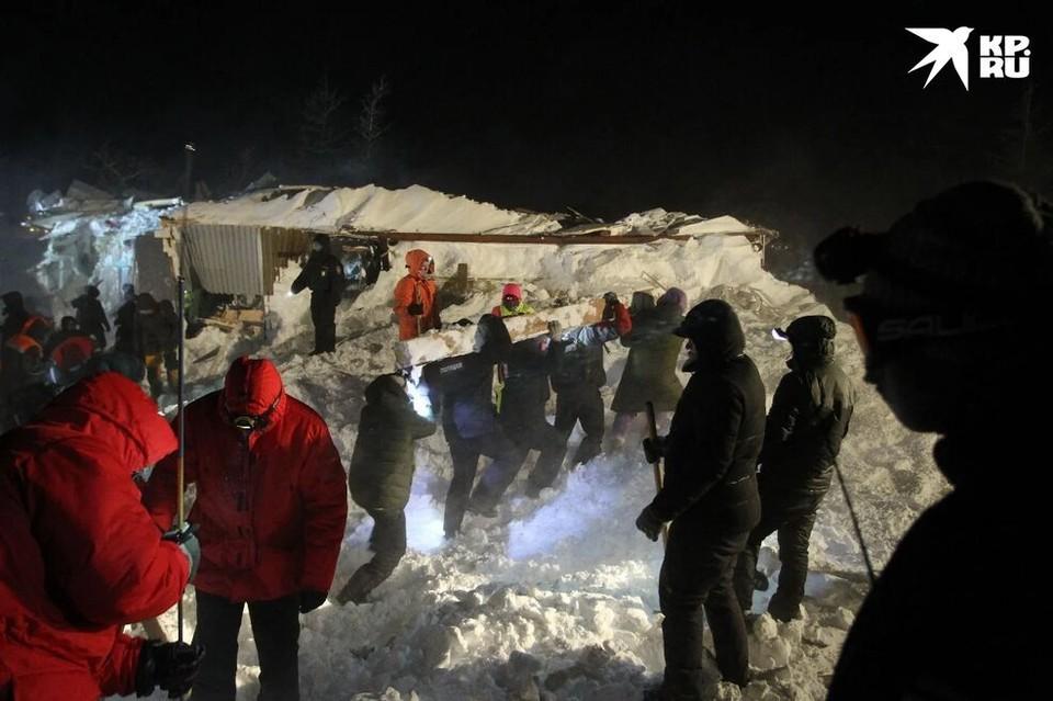 Глава Красноярского края выразил соболезнования родным погибших при сходе снежной лавины в Норильске ФОТО: Ирина Яринская