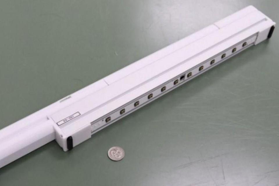 Эта штука убивает коронавирус за 30 секунд, утверждают ее разработчики. Фото: mainichi.jp.