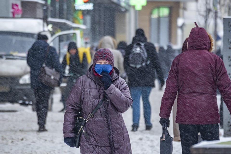 В России зафиксирована минимальная смертность от коронавируса с 30 ноября