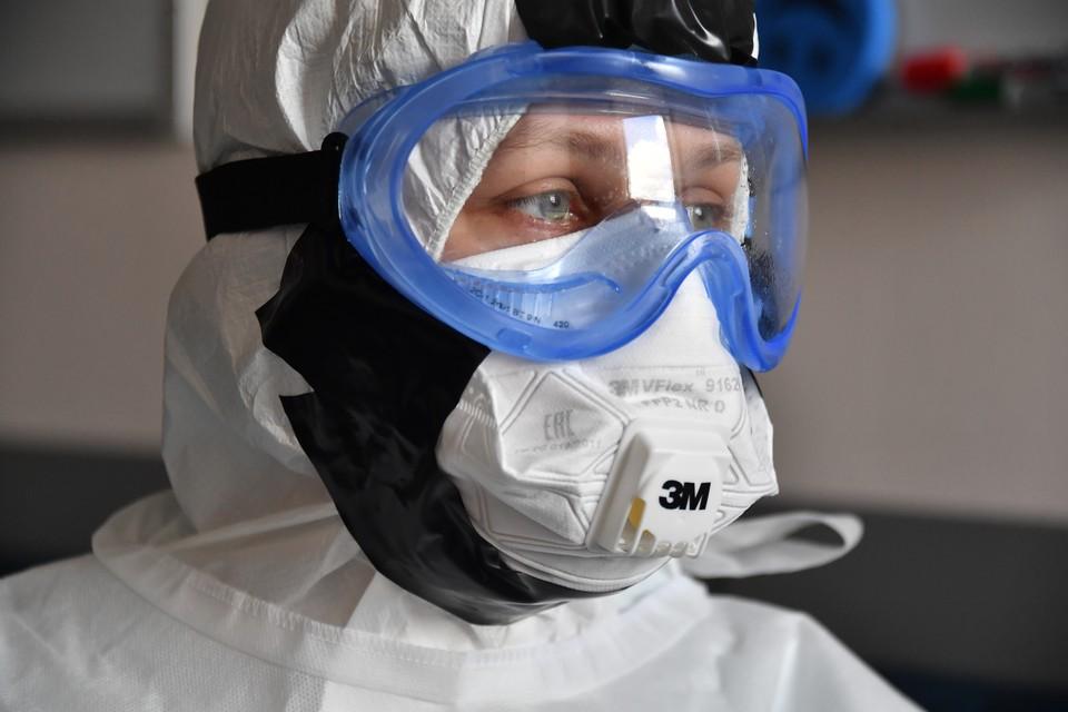 """Центр """"Вектор"""" выделил образец """"британского"""" штамма коронавируса и изучает его."""