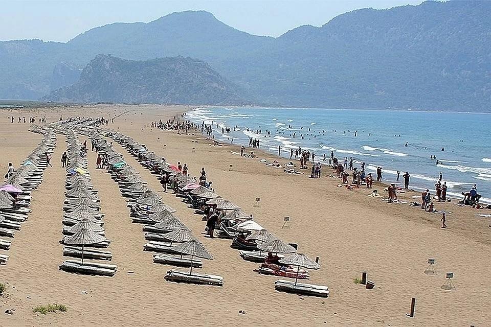 Названы сроки начала летнего сезона 2021 в Турции