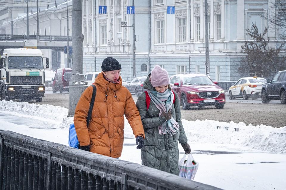 Синоптики рассказали о погоде в Москве во вторник.