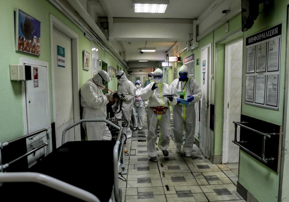 За сутки в России смогли выписаться после лечения от коронавируса 24 755 человек