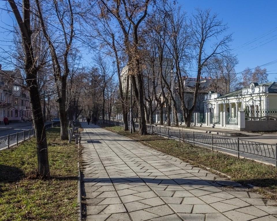 Жителям Симферополя дали возможность выбрать территорию для благоустройства. Фото: пресс-служба Администрации Симферополя.