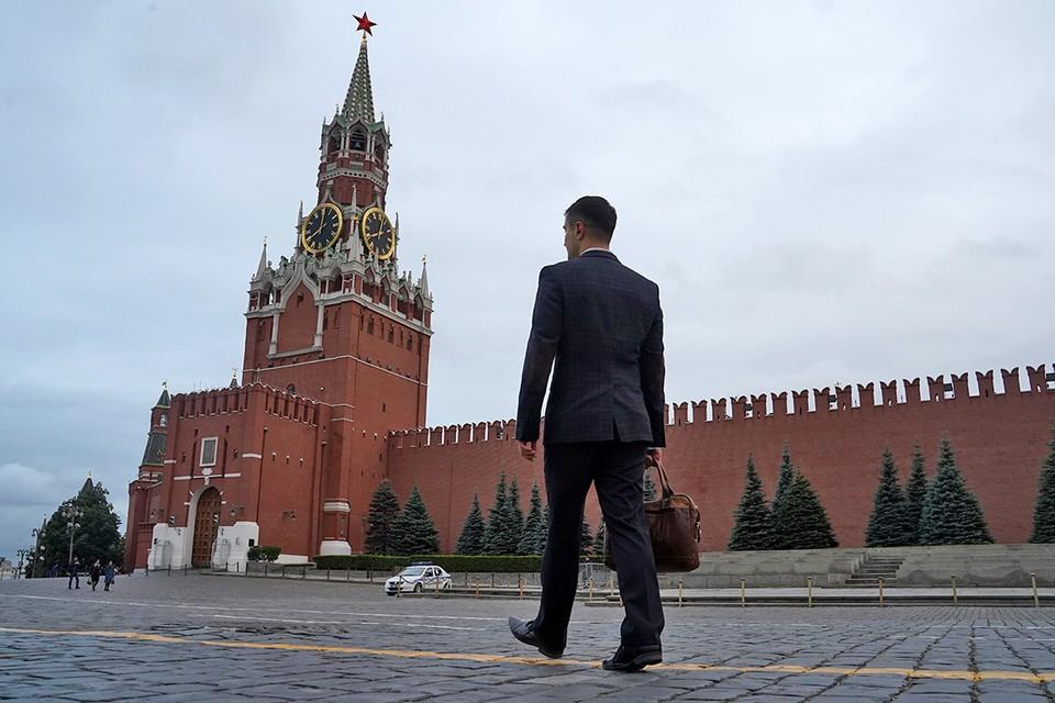 Делать карьеру россияне отправляются в основном в Москву.