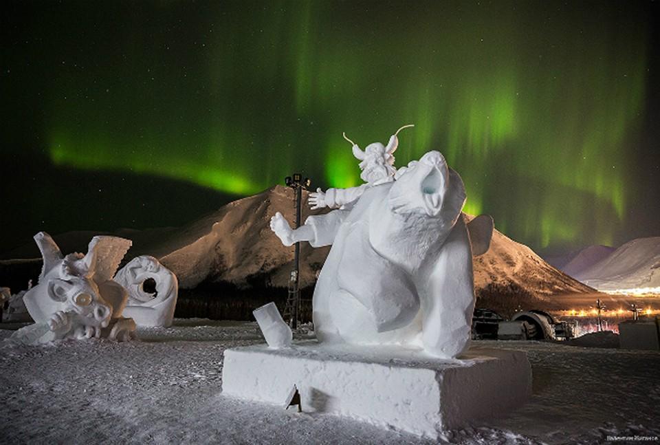 """""""Снеголед"""" не отменяли с 2011 года, когда его провели впервые. Фото: Валентин Жиганов."""