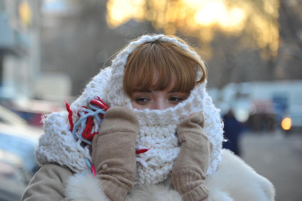 Утром 13 января в Татарстане были зафиксированы морозы до -38,7 градуса.