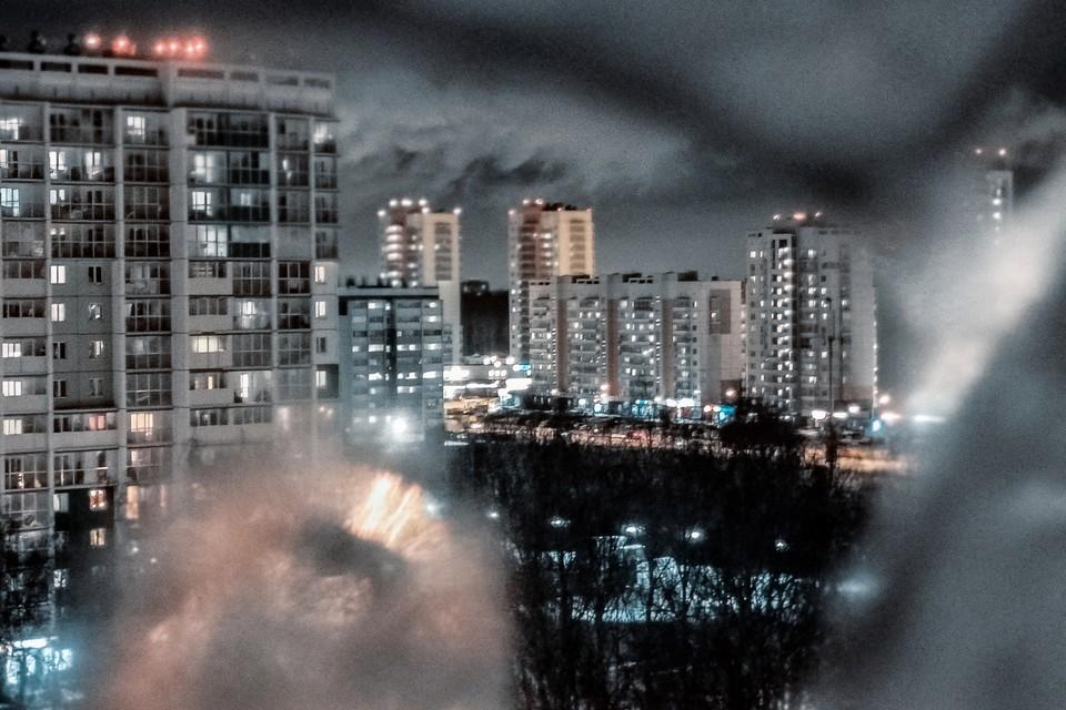 Холода держатся в Челябинске второй день. Фото: Вадим Архипов