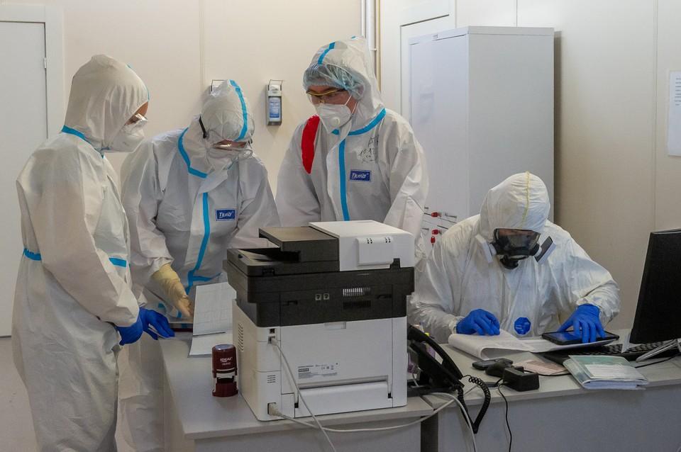 В Кузбассе из-за коронавируса умер 31 медик