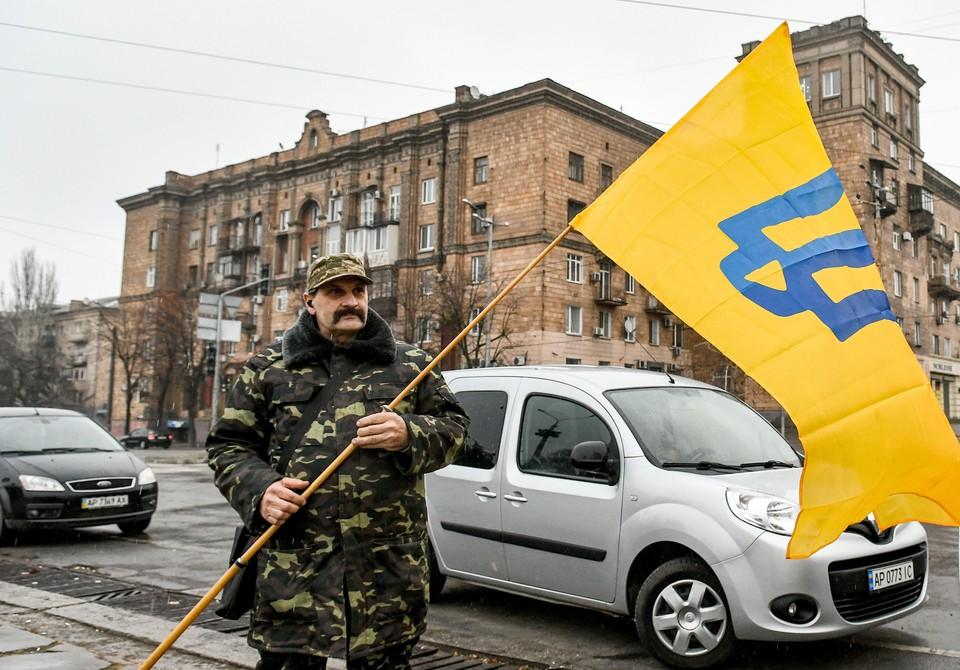 C 16 января на Украине вступают в силу новые поправки в закон о языке.