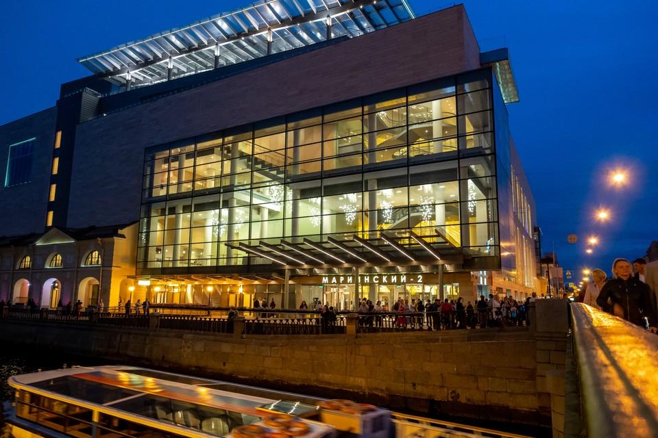 С 16 января заполняемость петербургских театральных залов может составлять 50 процентов