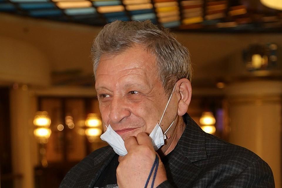 Умер Борис Грачевский – худрук «Ералаша»