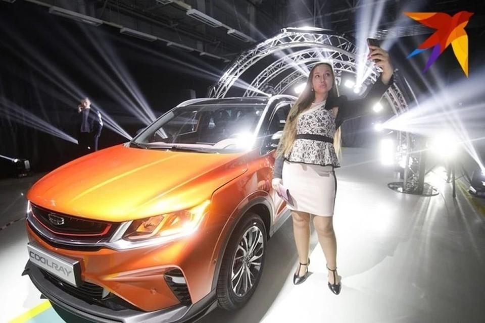 Белорусы полюбили Geely Coolray, зато разлюбили Lada XRAY и Renault Sandero Stepway.