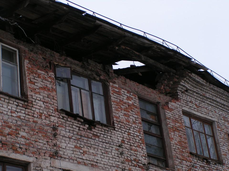 Расселение ветхого жилья в Ижевске