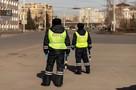 Под Омском погоня со стрельбой за пьяным 19-летним водителем попала на видео