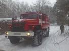 На пожаре под Курском погиб 57-летний мужчина