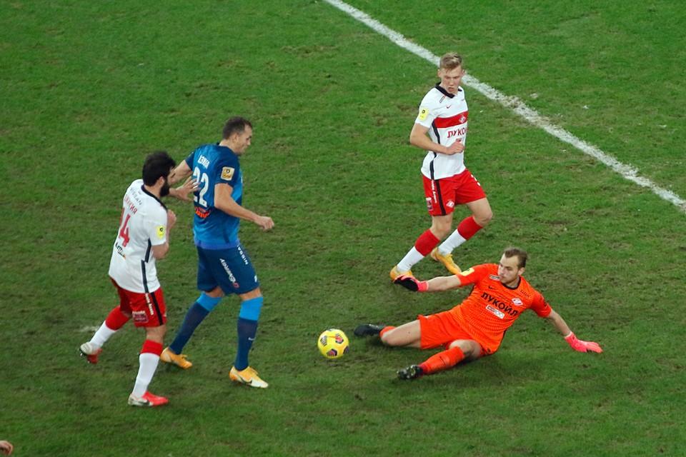Через пару лет все привыкнут к постоянным матчам «Спартак» - «Зенит» и они превратятся в проходные игры