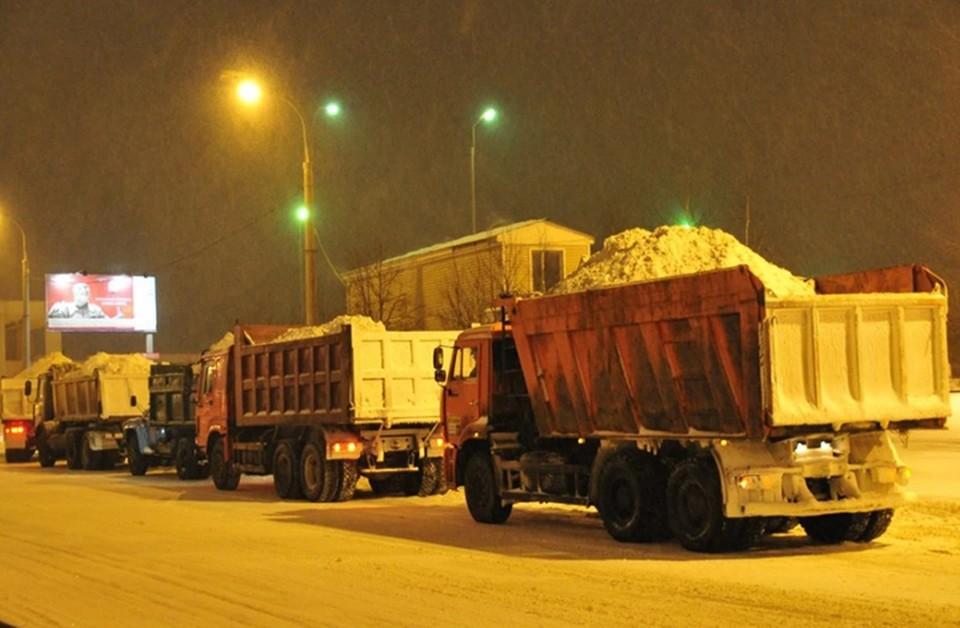 Станцию снеготаяния в Нижегородском районе планируют построить к концу 2021 года.