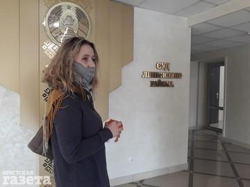 В Бресте мать-одиночку осудили за насилие над милиционером. У него порвался рукав куртки
