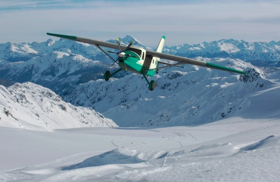 Проект самолета, который придет на смену Ан-2. Фото: УЗГА
