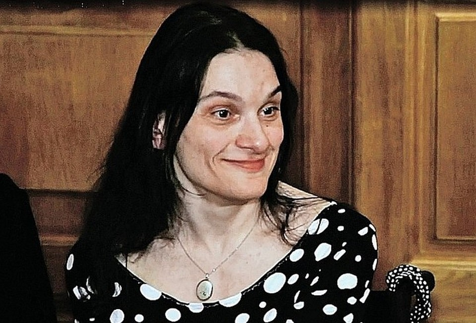 Мария Баталова.