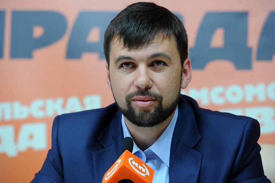 Пушилин назвал глупостью существующую «монополию» Украины на освещение и интерпретацию событий на донецкой земле