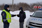 В Мордовии по автодороге шел пешеход из Беларуси