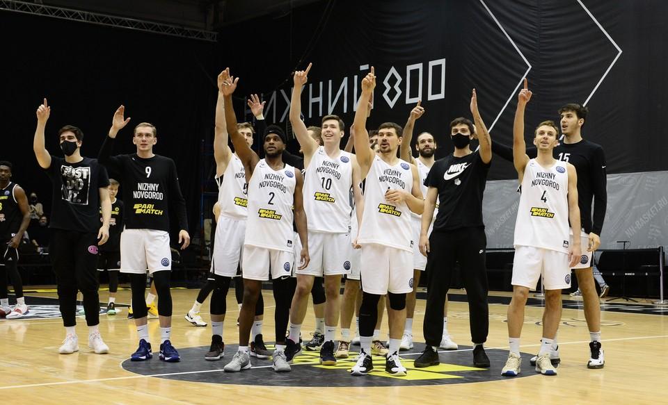 Нижегородские баскетболисты в третий раз подряд попали в финальную часть Лиги чемпионов. Фото: Министерство спорта Нижегородской области
