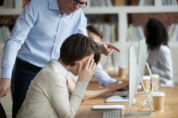 Босс-кровосос: большинство россиян считает, что ими пренебрегают на работе