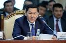 На бывшего главу спецслужб Кыргызстана Абдиля Сегизбаева завели уголовное дело
