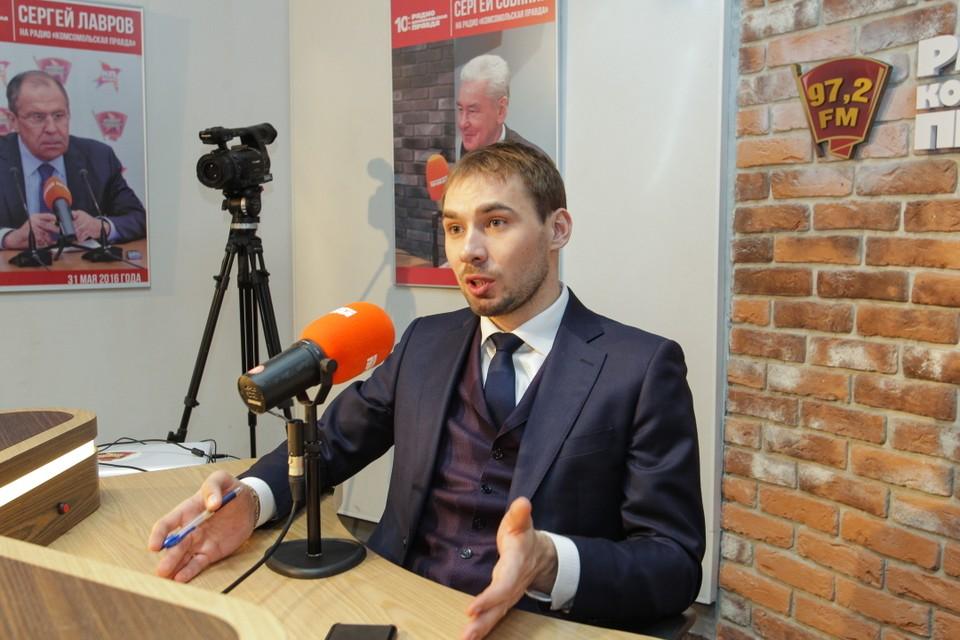 Антон Шипулин в 2018 году завершил спортивную карьеру и начал политическую