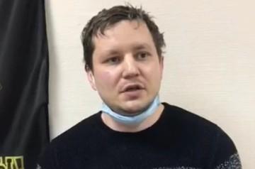 В Санкт-Петербурге задержали мужчину, ударившего двух полицейских на несанкционированном митинге