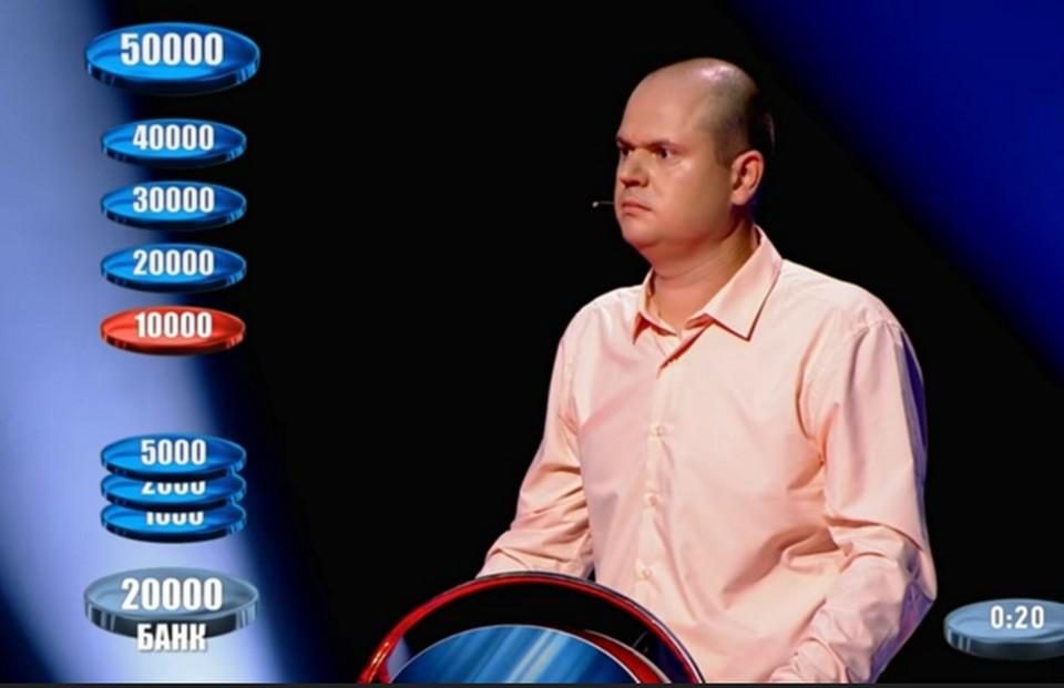 Максим Буряков принял участие в известном телешоу и выиграл