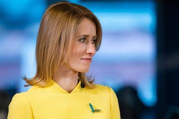 Правительство Эстонии впервые в истории возглавила женщина