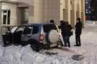 В Югре пьяный мужчина обстрелял здание полиции и банка