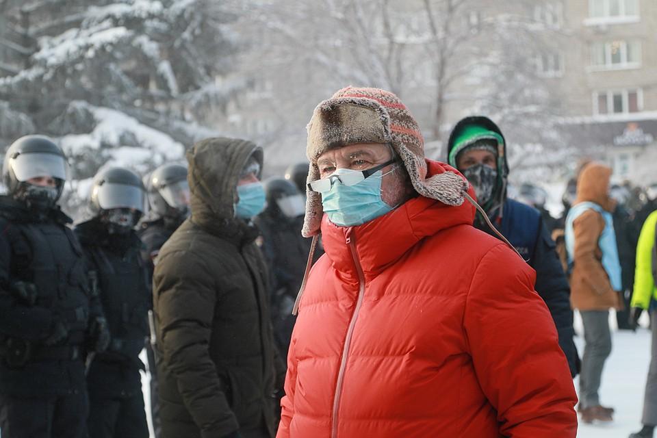 К настоящему времени акции протеста прошли уже на Дальнем Востоке и в ряде городов Сибири и у заводил протеста вызвали лишь уныние и разочарование