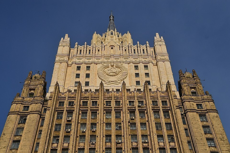 МИД России подтвердил высылку дипломатов Германии, Польши и Швеции за участие в незаконных акциях 23 января 2021