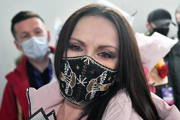 Без фотошопа и маски: Как 73-летняя София Ротару выглядит вблизи