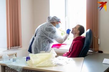 ПЦР-тест на коронавирус со справкой для выезда за границу в Минске: где сдать и сколько стоит