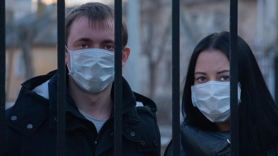 Все ждут спада пандемии, а то живем, как за решеткой, еще и в масках. Фото: вести.ру