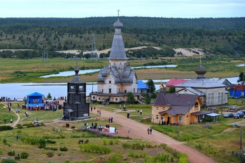 Распоряжение подписала министр культуры Мурманской области Ольга Обухова.