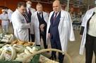 Адыгейский сыр до Китая дойдет: Мишустин посетил молочный завод в Майкопе