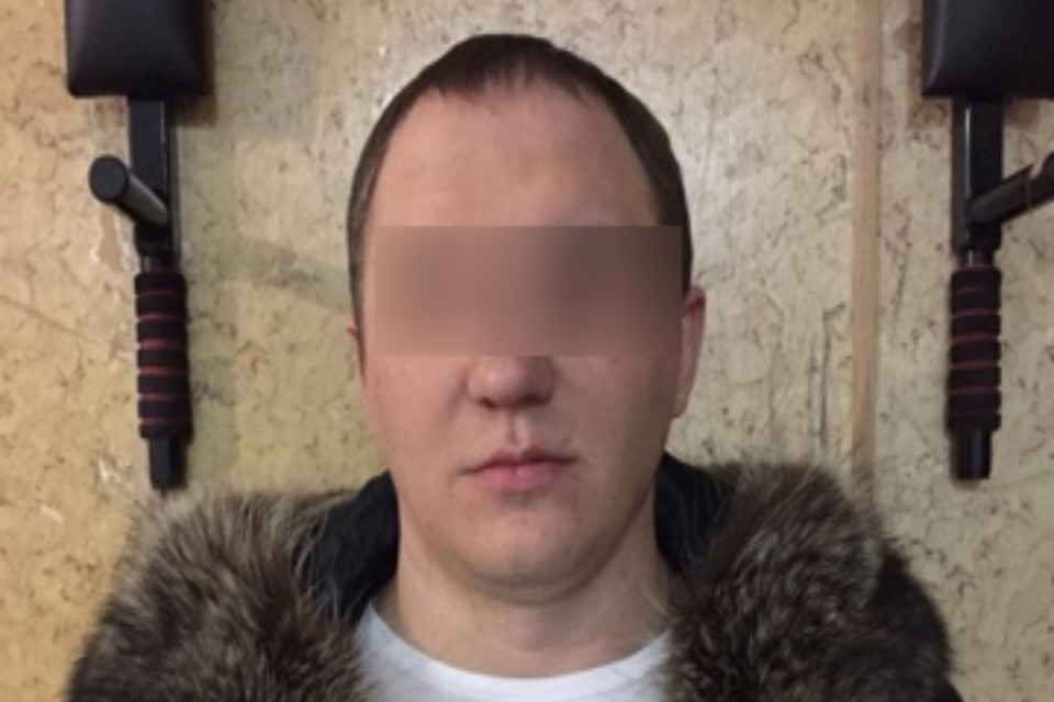 Задержанный в Грузии иркутянин, которого обвиняют в создании интим-империи. Фото: ГУ МВД России по Иркутской области