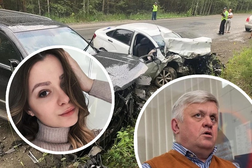 В результате ДТП сильно пострадала пассажирка легковушки Анастасия Вяткина