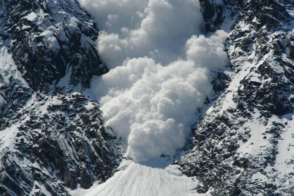 В МЧС Красноярского края предупредили об опасности схода снежных лавин