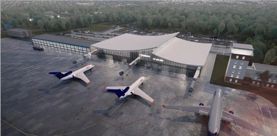 """Жители выбрали """"Концепцию единства форм"""" для будущего облика аэропорта. Фото: /vk.com/semenov_yaroslav78"""